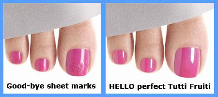 shellac-toes